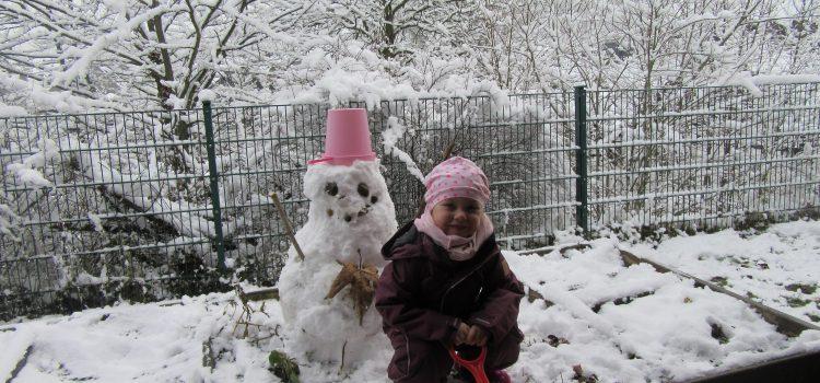 """Viel Schnee und Karneval """"in der Tüte"""""""