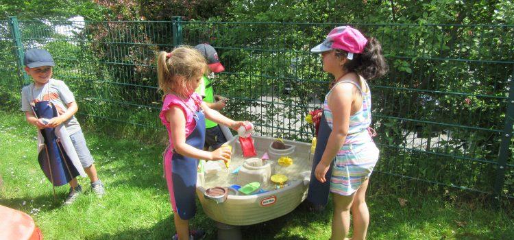 Wasserspaß, Nachhaltigkeit und Tornisterfest
